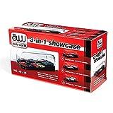 Auto World Round 2, LLC 3 in 1 Display Case