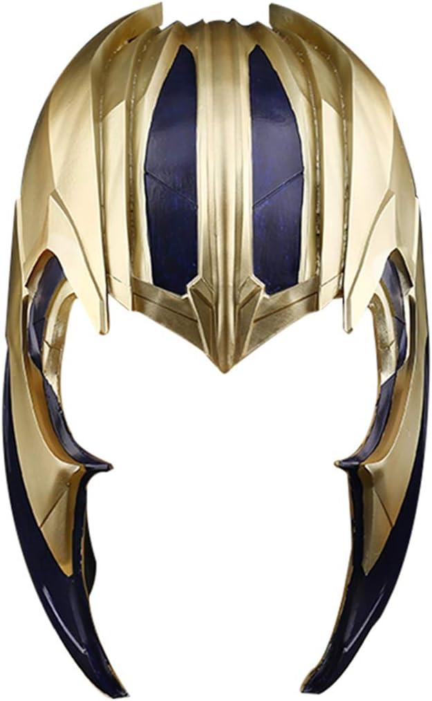 casco para csoplay de Thanos