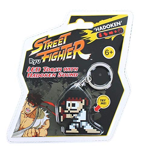 Street Fighter LED Torch with Sound
