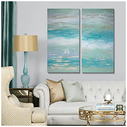 3Hdeko - Abstract Coastal Canvas Wall Art Turquoise Blue Ocean Picture on turquoise bedroom design, turquoise bedroom style, turquoise and orange party, turquoise bedroom themes, turquoise furniture ideas, bedroom wall painting ideas, turquoise bedroom accessories, turquoise bedroom accents, turquoise white and gray bedroom, purple themed bedroom ideas, turquoise horse bedroom, turquoise girls bedroom ideas, turquoise bedroom walls, turquoise bedroom wallpaper, turquoise and brown bedroom ideas, turquoise master bedroom, turquoise bedroom decor, turquoise bedroom furniture, grey bedroom color scheme ideas,