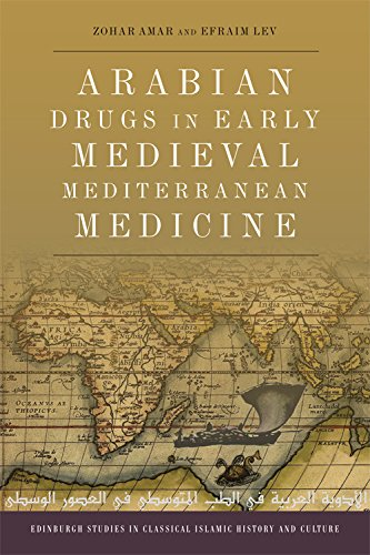 Arabian Drugs in Early Medieval Mediterranean Medicine (Edinburgh Studies in Classical Islamic History and Culture)