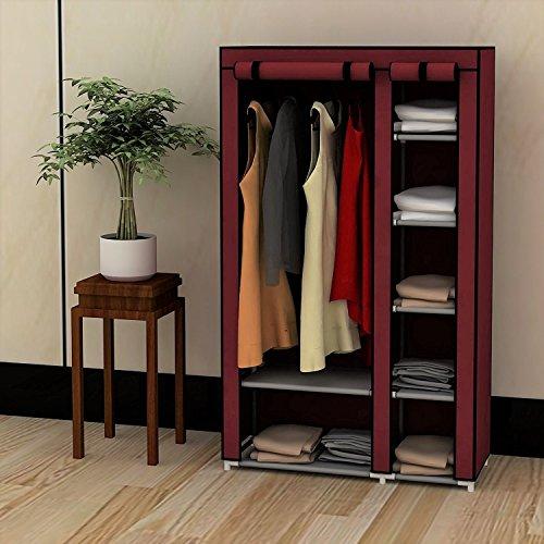 39-portable-home-wardrobe-storage-closet-organizer-rack-with-shelves-claret