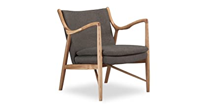 Strange Kardiel Copenhagen 45 Mid Century Modern Arm Chair Gosford Twill Creativecarmelina Interior Chair Design Creativecarmelinacom