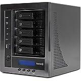 WORTMANN AG Terra NASBOX 5-2012 G3 (12 TB) Ethernet LAN Black