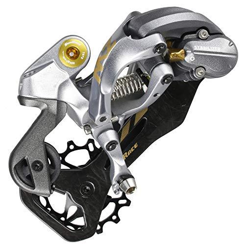 SunRace MZ90 Mountain Bike Shimano 12 Speed Rear Derailleur Carbon Medium Cage