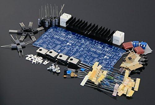 Nobsound 2pcs/1set MX50 SE Power Amplifier Kit Dual Channel