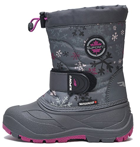 sale retailer 9860b 2b5bc Superfit kids Mina winter boot (1 M US Kid): Amazon.ca ...