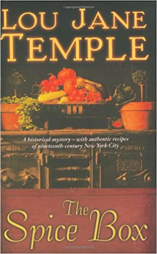 The Spice Box Lou Jane Temple 9780425200438 Amazon Books