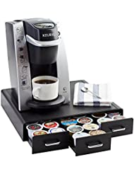 AmazonBasics Coffee Pod Storage Drawer for