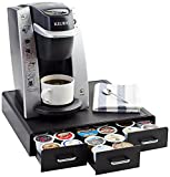 Product review for AmazonBasics Coffee Pod Storage Drawer for K-Cup Pods - 36 Pod Capacity