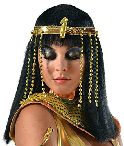 Rubie's Costume Co Women's Egyptian Headpiece, Multi, One (Cleopatra Headpieces)