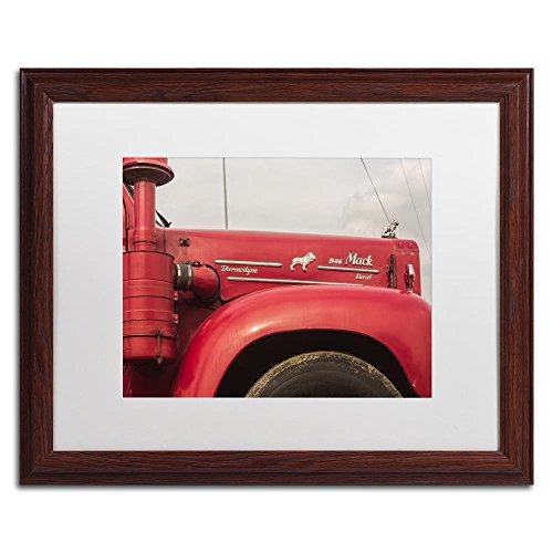 vintage mack truck bulldog - 1