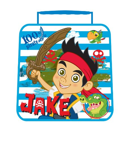 Jake and the Neverland Pirate Lunch Bag (Jake And The Neverland Pirate Characters)