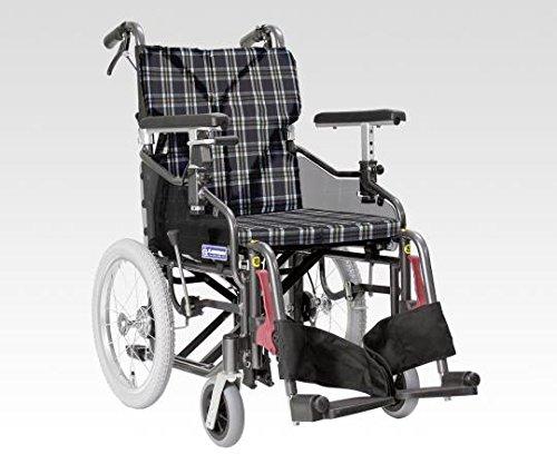 カワムラサイクル8-8442-02立ち上がり補助車椅子(Rise)介助式 B07BD3JTGD