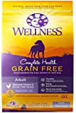 Wellness Complete Health Grain Free Chicken Natural Dry Dog Food, 12-Pound Bag