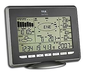 TFA Dostmann 35.1112 - Estación meteorológica