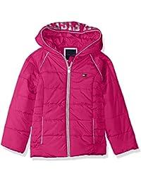 Girls' Little Quilted Puffer Jacket