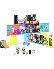 LOL Surprise Clubhouse - Poppenhuis, Meer dan 40 Verrassingen - 2 Poppen, 7 Ontspanningsruimtes, Keuken, Slaapkamer, Terras en Speelkamer! - Meubels & Accessoires.. Voor Meisjes Vanaf 4 Jaar