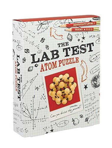 Professor Puzzle The Atom Lab Test