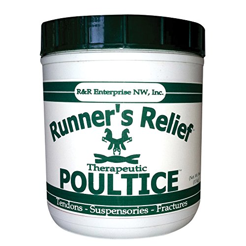 Runners Relief Poultice 3.5 lb by Runners Relief