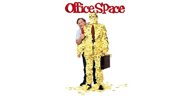 Amazon Com Office Space Poster Movie 27 X 40 Inches 69cm X 102cm
