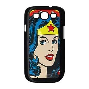 High Quality {YUXUAN-LARA CASE}Super DC Hero Wonder Woman For Samsung Galaxy S3 STYLE-3