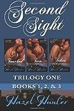 Second Sight - Trilogy One, Hazel Hunter, 1492768723