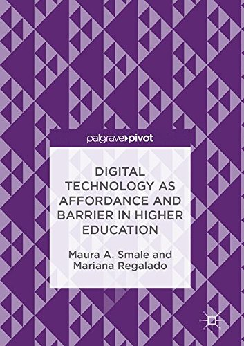 Digital Technology as Affordance and Barrier in Higher Education