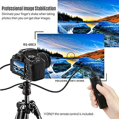 SHOOT Control Remoto del Obturador de la cámara Compatible con la ...