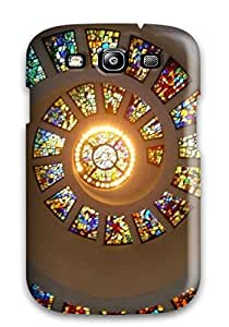 Hot Style ZrnOkmY3397alzOW Protective Case Cover For Galaxys3(thanksgivings )