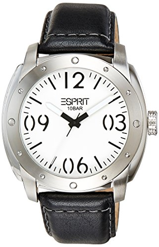Esprit Chronograph White Dial Men's Watch - ES106381002-N