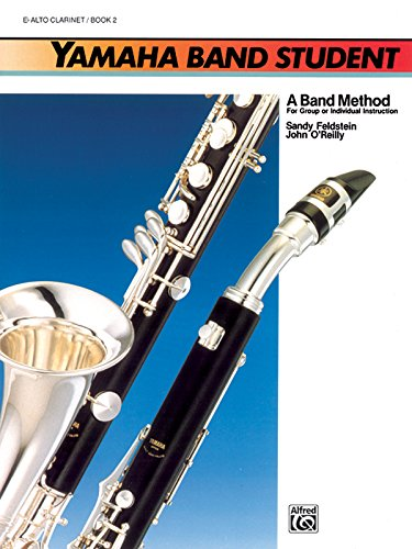 Used, Yamaha Band Student, Book 2: E-Flat Baritone Saxophone for sale  Delivered anywhere in USA