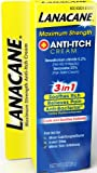Lanacane Anti Itch Cream Max Strenght,1 Ounce