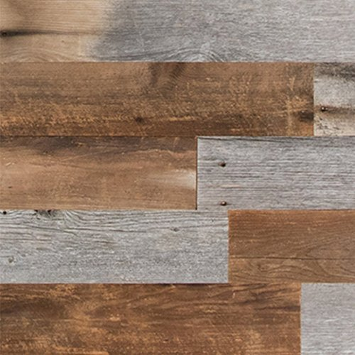Artis Wall USA Made Reclaimed Wood Wall Panels (Original 5' - 20 sq.ft.)