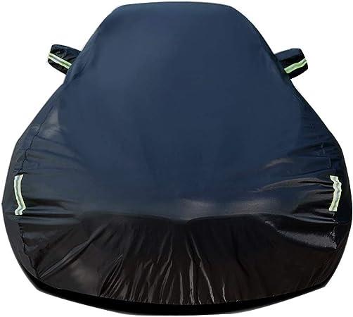 Auto eingebaut Automobile Fussel verdicken UV-Schutz Allwetter-Schutz Autoabdeckung Kompatibel mit Mercedes-Benz E-Klasse Umfassende Au/ßenverkleidung Wasserdicht Size : E200 Sedan