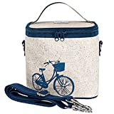SoYoung Blue Bike Insulated Large Cooler Bag