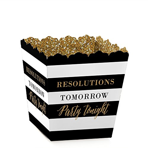 New Year's Eve - Gold - Party Mini