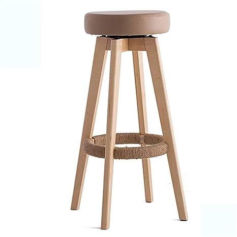 Amazon Com Adjustable Bar Stools With Back Bar Chairs Wood