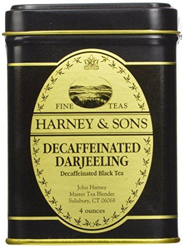 Decaffeinated Darjeeling ounces Harney Sons