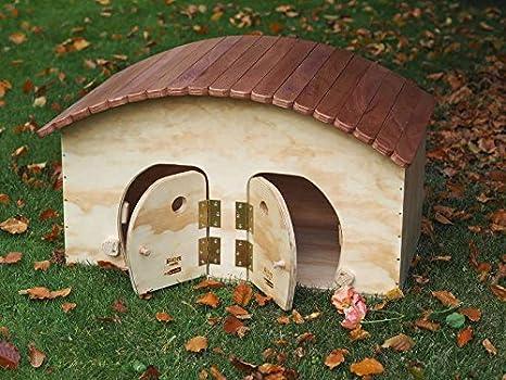 Caseta para perro con gatos para techo outdoor tiragraffi Blitzen Hotel WP 2 correas de puestos XL apto para exterior fabricado en Italia 100%: Amazon.es: ...