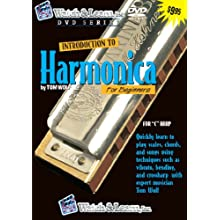 Introduction to Harmonica DVD