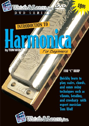 (Introduction to Harmonica DVD)