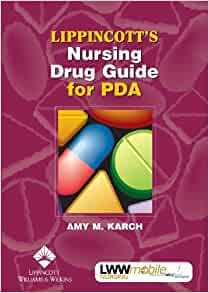 lippincott nursing drug guide pdf free download