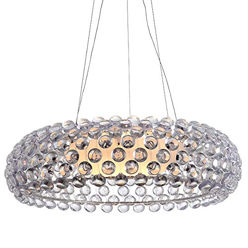 Modern 35cm / 50cm / 60cm Foscarini Caboche Ball Study Room Ceiling Pendant Light Dining Room Chandelier Living Room Pendant Lights - Light Foscarini Ceiling Caboche