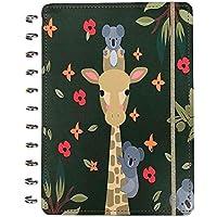 Caderno Inteligente Médio Girafa CIMD3041 27575