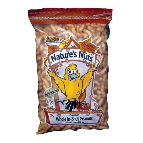 Chuckanut Products Premium Whole Peanuts product image