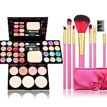 Changeshopping Eye Shadow Makeup Suits + 7 PCS Makeup Brush