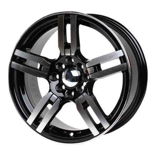 ProLine 700 Black 16x7.0 Wheel (70067251)