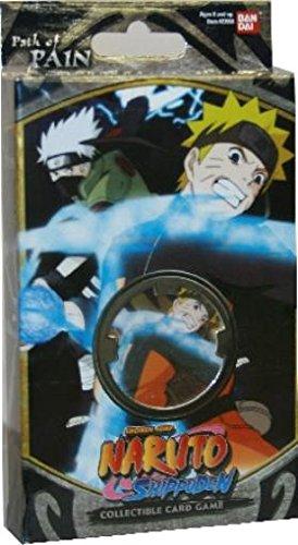 Naruto CCG Path of Pain NARUTO & KAKASHI Starter Deck
