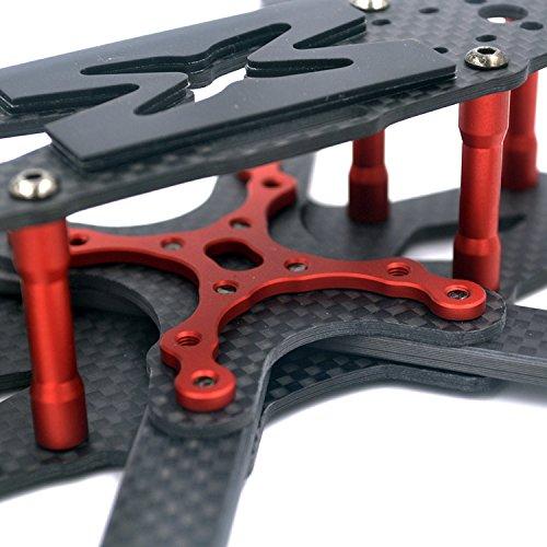 LaDicha LaDicha LaDicha Fs215 215Mm Fpv Racing Frame Rc Drone Freestyle Frame Kit Carbon Fiber 4Mm Arm 76f5e7